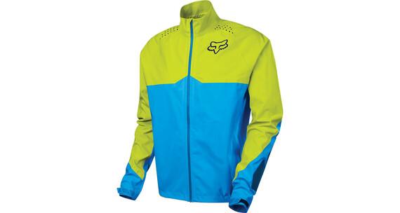 Fox Downpour LT Jacket Men blue/yellow